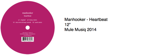 Manhooker - Heartbeat
