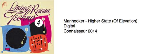 Manhooker - Higher State (Of Elevation)