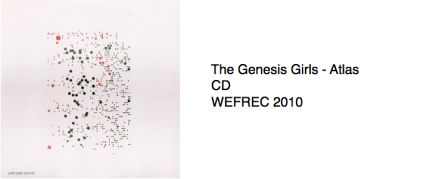 The Genesis Girls - Atlas