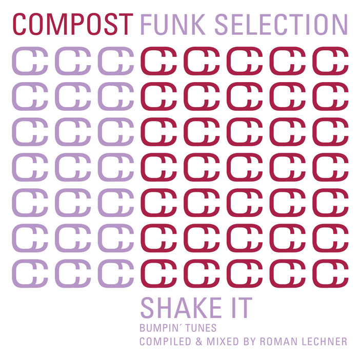 V:A Compost Funk Selection Cover
