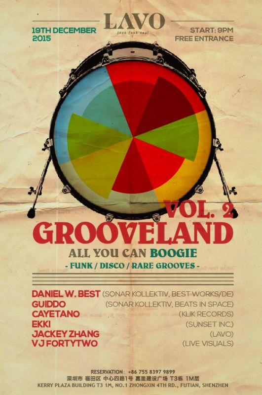 Grooveland vol. 2