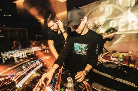 Guiddo and Tiga at Pepper Club 20 May 2017