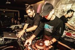 Guiddo and Tiga at Pepper Club 20May2017
