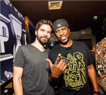 with Todd Terry