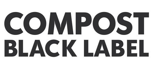 compost black label logo