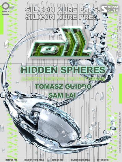 oil hidden spheres